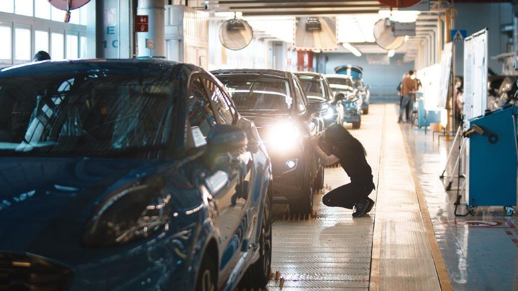 Ford anunță o investiție suplimentară de 30 milioane euro în fabrica de la Craiova