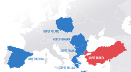 Gopet deschide un birou în Turcia și pătrunde pe o nouă piață