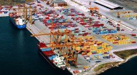China investește în terminalul de containere din Portul Thessaloniki