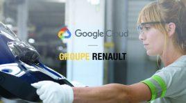 Industry 4.0: Un nou parteneriat între Grupul Renault și Google Cloud