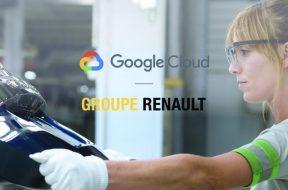 Renault parteneriat cu Google Cloud