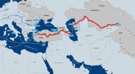 Record pentru un tren de marfă: 12 zile din China până în Turcia