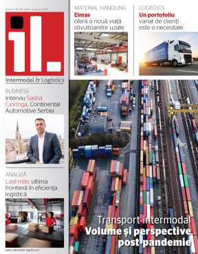 revista Intermodal&Logistics iulie-august 2020