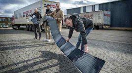 Logistics StartUp: IM Efficiency transformă camioanele în panouri solare pe roți