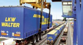#GreenLogistics: Kärcher face trecerea la transportul combinat cu ajutorul LKW WALTER