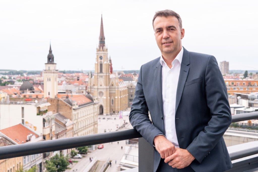 Sasha Cioringa, Continental Automotive Serbia: Serbia devine o țară unde se produc soluții complexe pentru industria auto