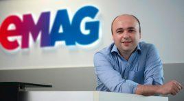 eMAG anunță investiții de peste 200 milioane euro în logistică și schimbări în echipa de management