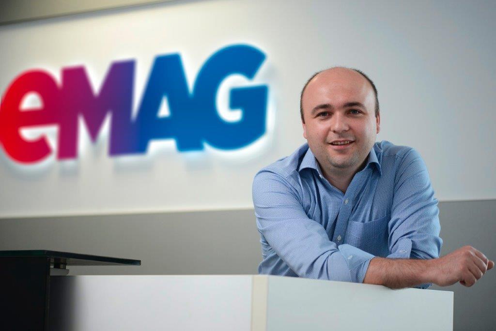 Investiție eMAG: 90 milioane euro într-un nou centru logistic