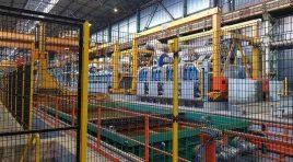 Donalam investeşte peste 11 milioane de euro în combinatul siderurgic de la Călăraşi