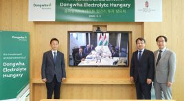 Ungaria atrage o nouă investiție. Dongwha construiește două fabrici în Sóskút