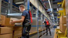 Exoscheletele devin mainstream în aplicațiile industriale