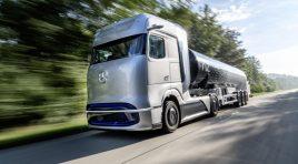 Daimler Trucks prezintă modelele Mercedes-Benz eActros LongHaul și Gen H2