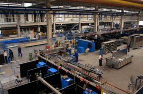 Guentner a inaugurat un nou centru logistic la Tata in Ungaria