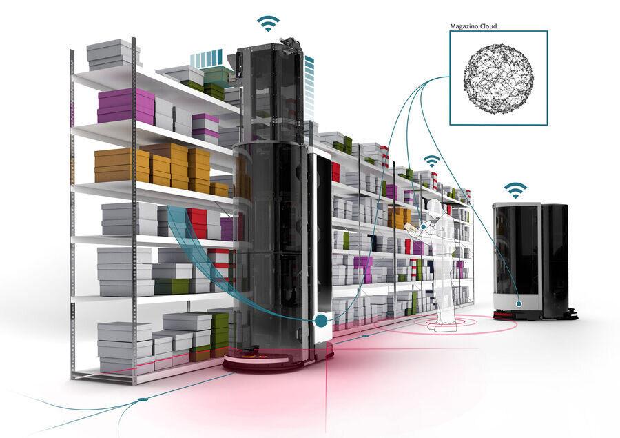 Jungheinrich cumpără acțiuni în startup-ul de robotică Magazino