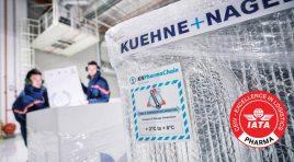Kuehne + Nagel investește în rețeaua globală de distribuție a vaccinurilor