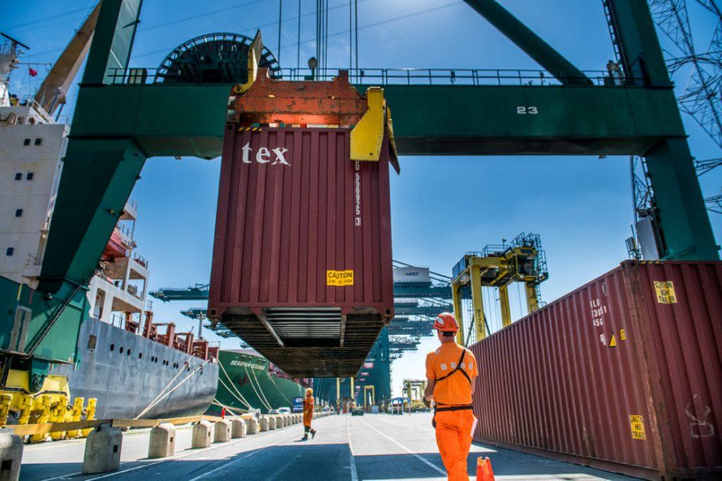 Portul Antwerp digitalizează procedurile de eliberare a containerelor
