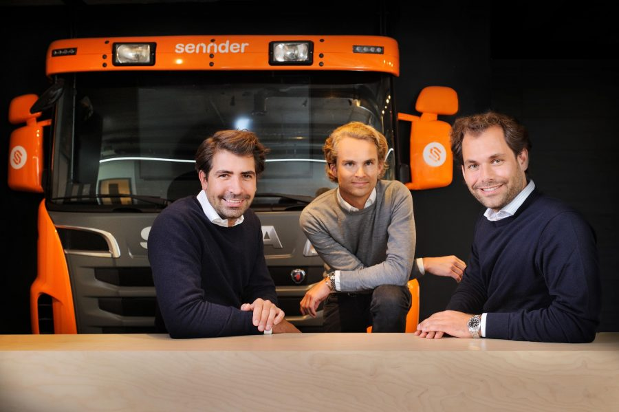 Forwarderul digital sennder achiziționează Uber Freight în Europa