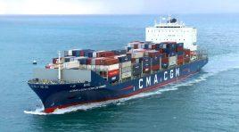 CMA CGM lansează serviciul pentru transport containere frigorifice East Med-Black Sea Express (EMBX)