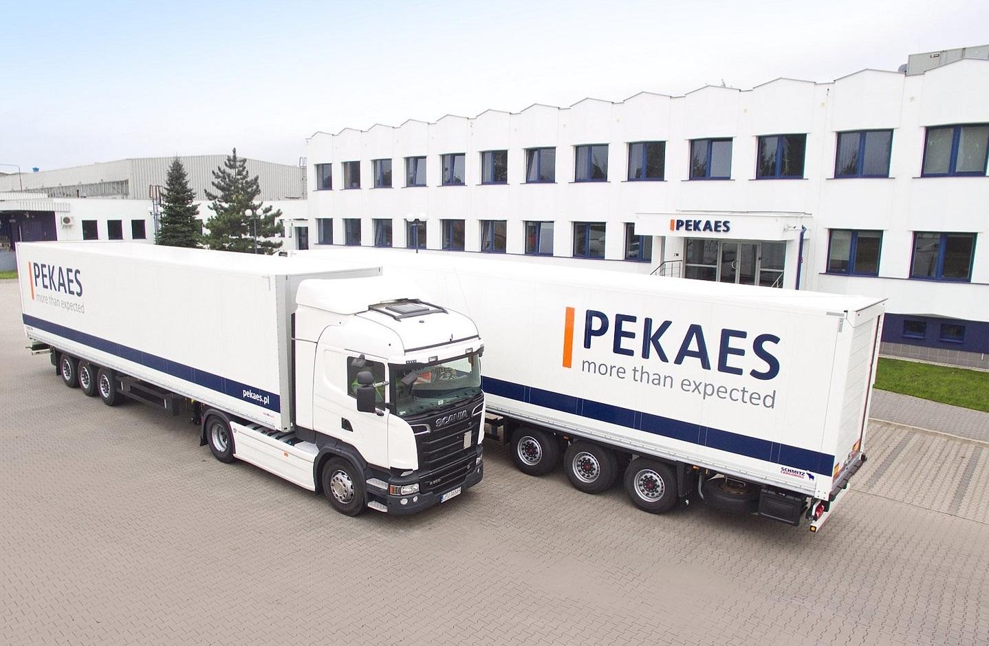 GEODIS își consolidează prezența în Polonia prin achiziția PEKAES