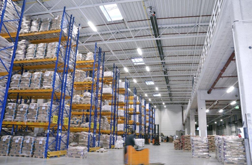 Schwank – eficienţă energetică crescută pentru centrele logistice