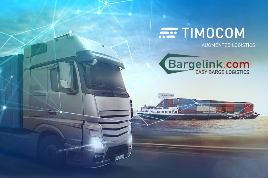 De la transport rutier la transport pe apă: TIMOCOM și Bargelink își unesc forțele