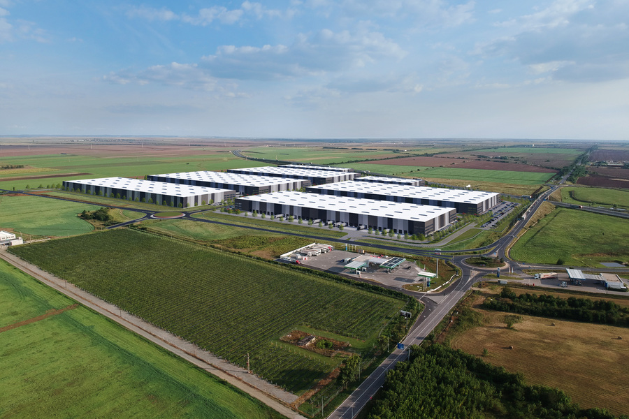 Profit record pentru dezvoltatorul de spații logistice VGP în 2020