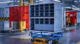 BMW devine furnizor de soluții de robotică autonomă pentru logistică