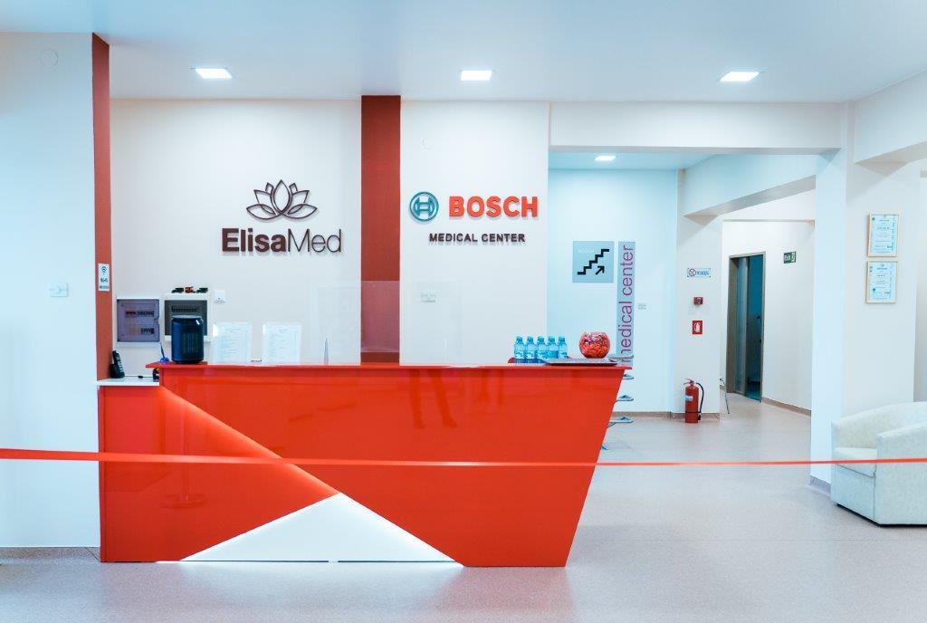 Bosch inaugurează un centru medical la Blaj și oferă un nou beneficiu pentru angajați
