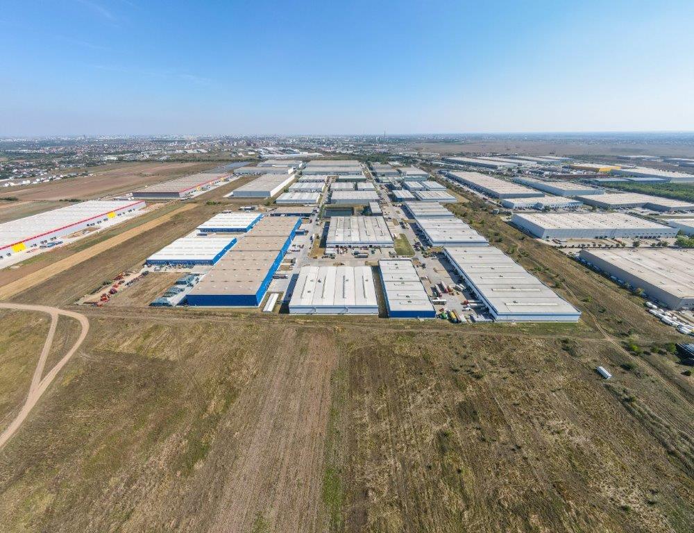 Achiziție record pe piața de logistică în 2020: CTPark Bucharest se extinde cu 95.000 mp