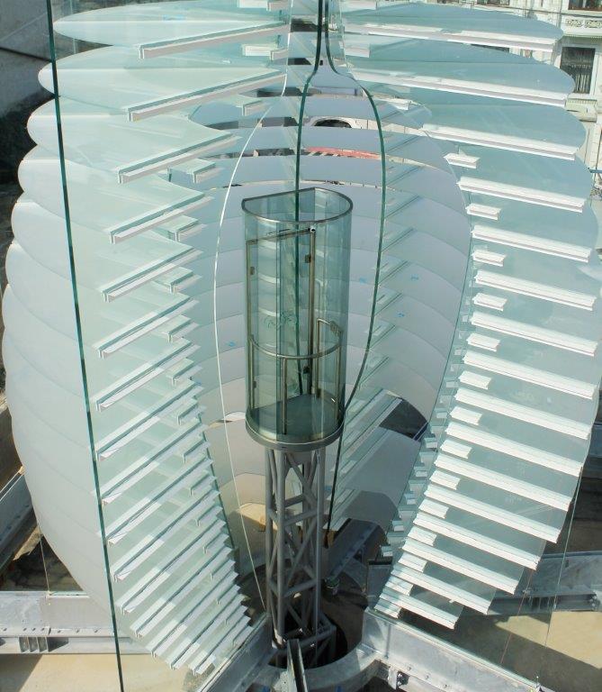Elmas câștigă premiul pentru proiectul anului 2021 în cadrul Elevator World