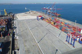 Investitie in extinderea terminalului de contaianere HHLA din Odessa, Ucraina