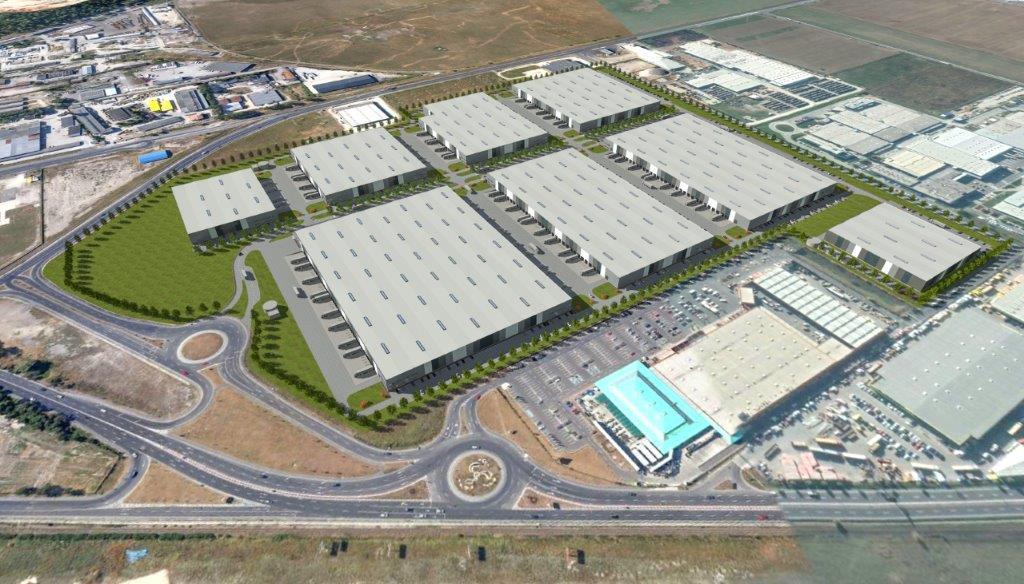 Fildas Trading este primul chiriaș al noului parc logistic VGP Park Brasov