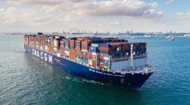 CMA CGM crește capacitatea între Asia și Europa