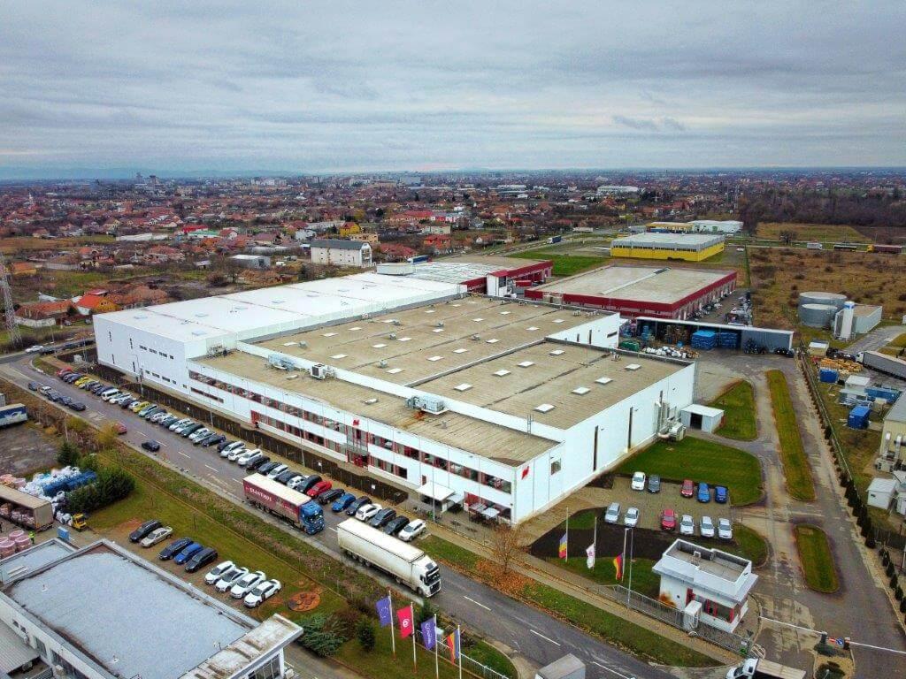 Global Vision a finalizat noua fabrică automotive a Huf România