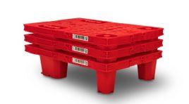 LPR lansează un nou tip de palet – 100% reciclabil