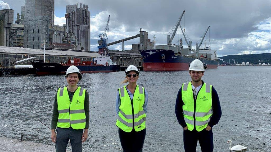 Un proiect al Wilhelmsen deschide calea către reciclarea plasticului din oceane