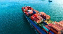 Volumele de transport maritim containerizat au scăzut cu 1,7% în primele 11 luni din 2020