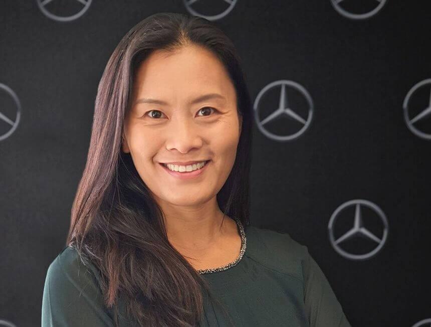 Cine este Amanda Zhang, noul director general al Mercedes-Benz România?