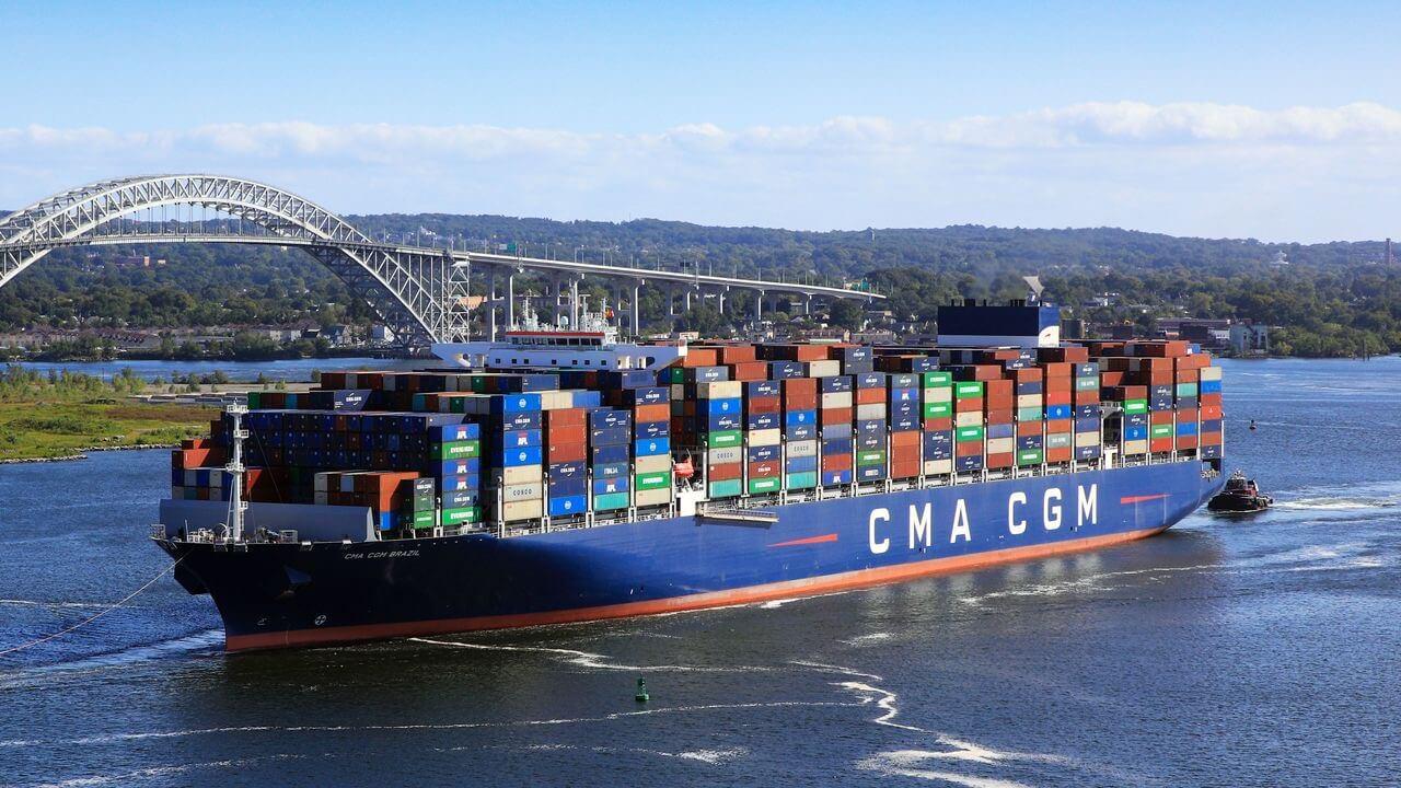 CMA CGM mai face un pas în dezvoltarea segmentului de logistică și înființează o divizie de transport aerian de marfă