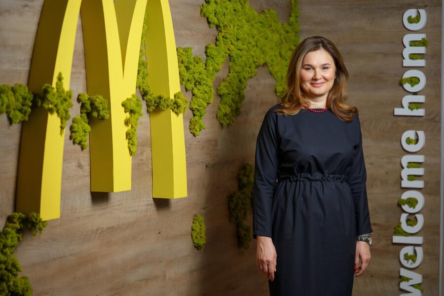 #ProfilDeManager: Cora Florea, Head of Supply Chain, McDonald's în România