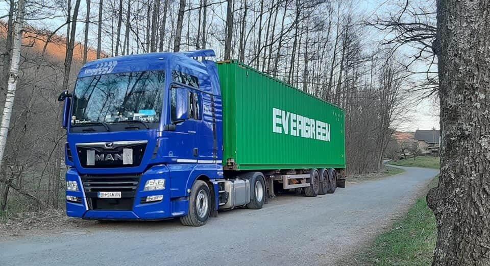 Marvicon: Transportul rutier al containerelor maritime, un segment cu potenţial în România