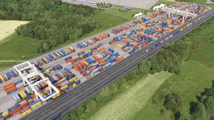 Metrans investește 40 milioane euro într-un nou terminal intermodal în Ungaria