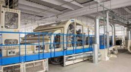 Investiție de 6,5 milioane euro la Râmnicu-Vâlcea în cea mai modernă linie de producție fibre nețesute pentru industria auto din Sud-Estul Europei