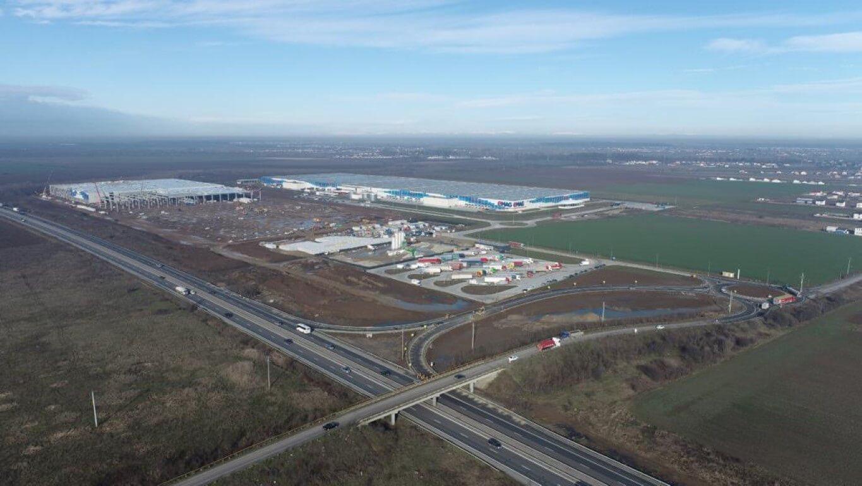 eMAG intră pe piața logistică și investește într-un parc industrial la Joița