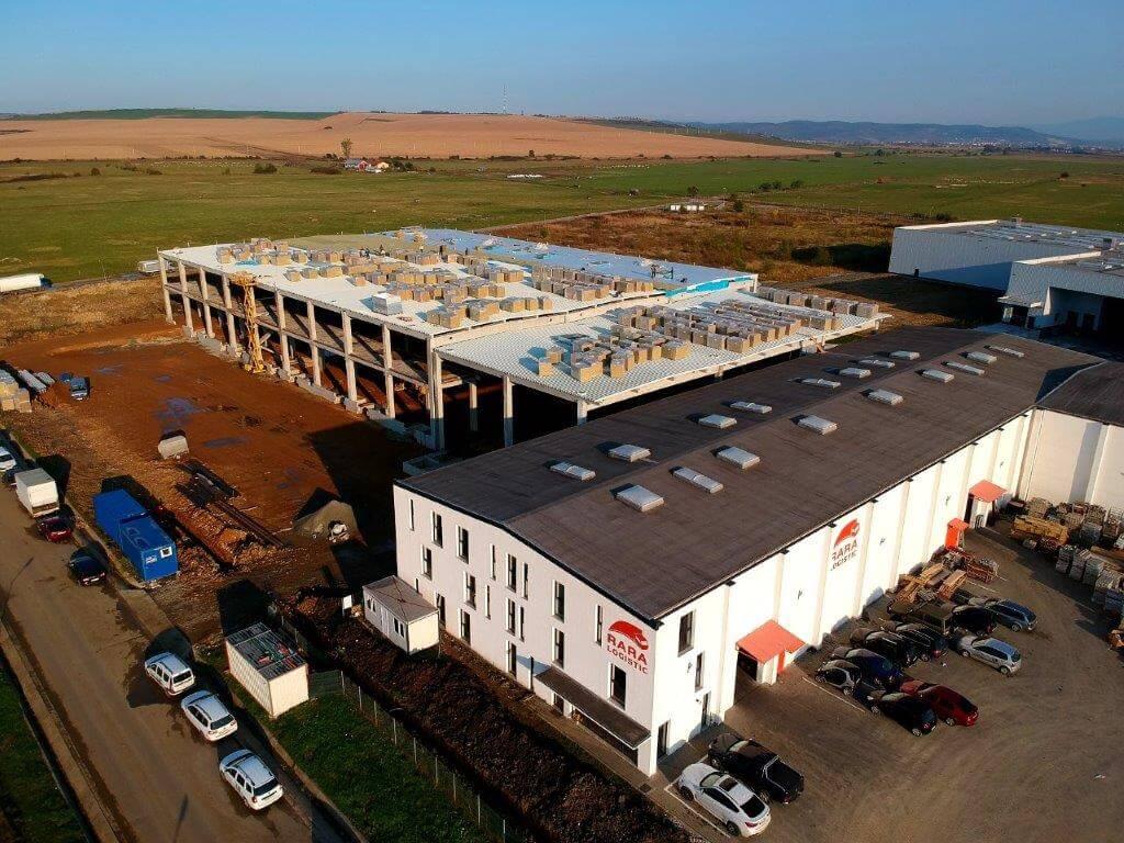 RARA LOGISTIC investește într-un nou centru de distribuţie la Sibiu