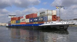 Van Moer achiziționează terminalul trimodal Bruxelles (TTB)