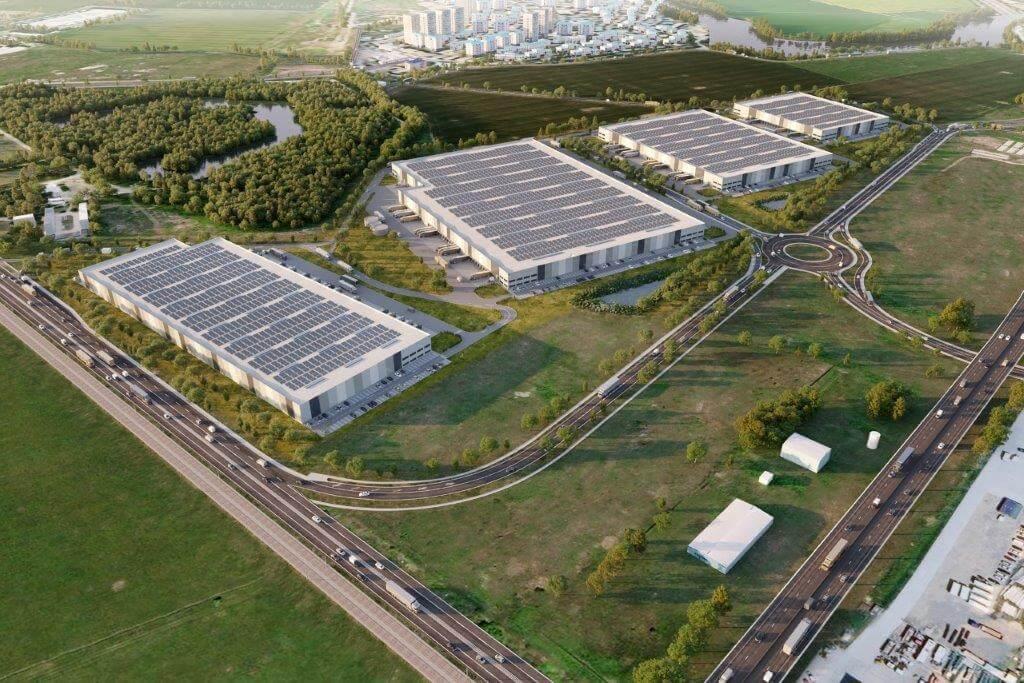 Un nou parc logistic în nordul capitalei: VGP demarează construcția VGP Park Bucharest