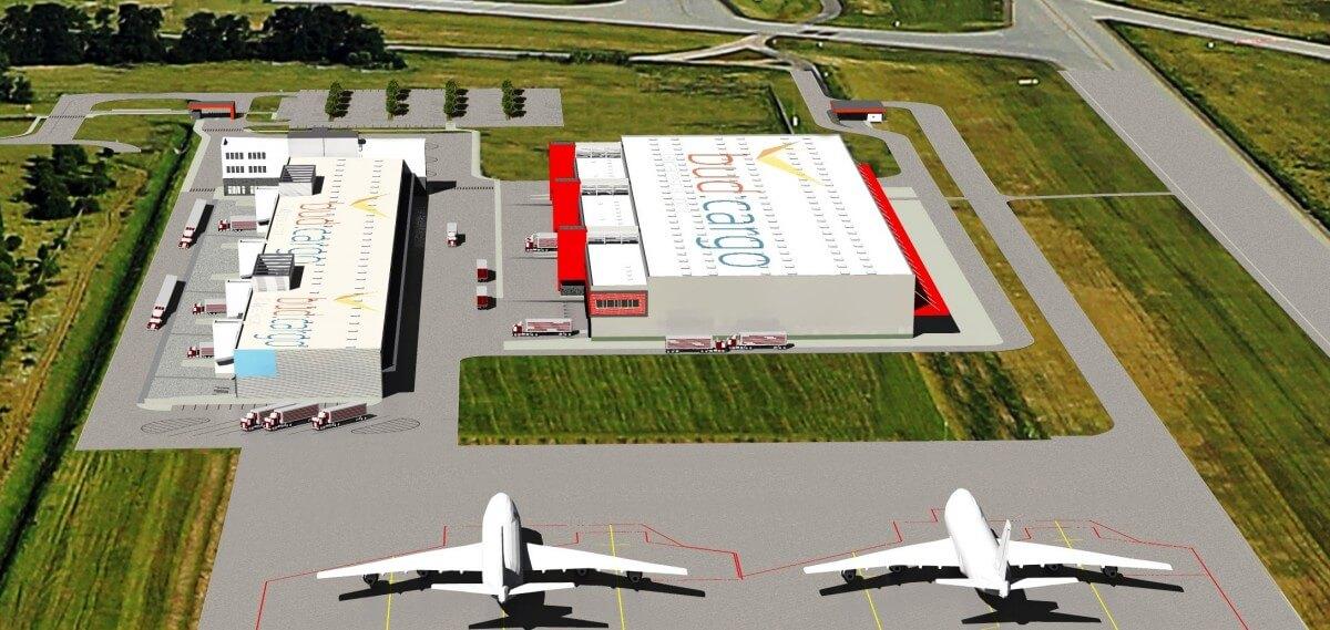 Trafic de marfă record în 2021 pentru Aeroportul Ferenc Liszt din Budapesta