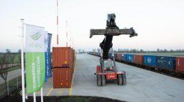 Serviciul feroviar ELOG, care conectează România de la Est la Vest, continuă să se dezvolte