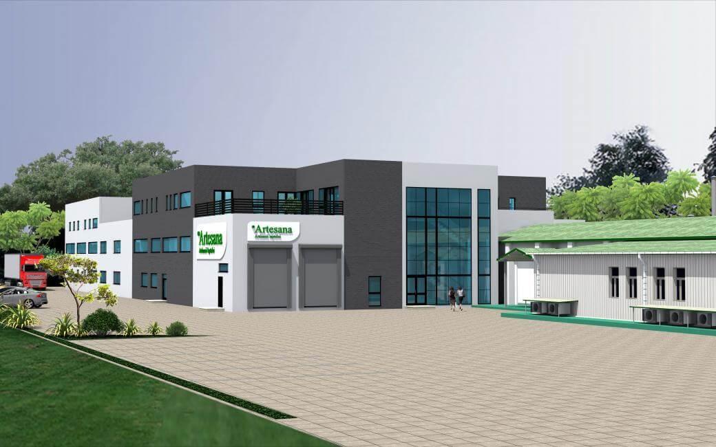 Artesana investește peste 5 milioane euro într-o nouă fabrică și își va tripla producția începând din 2022